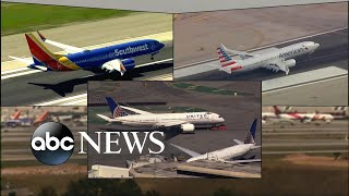 Trump, FAA ground Boeing Max 8 and Max 9 planes in US