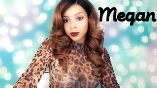 Sensationnel Empress Curved Part Lace Front Wig MEGAN | T4/27/30