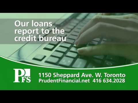 Trouble Borrowing Money?  Prudent Financial