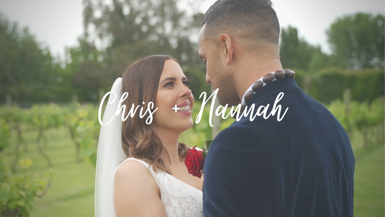 This is Chris and Hannah || Cossars Wineshed || Cinematic wedding highlight