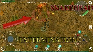 LIVE OR DIE : SURVIVAL  | SNAKEHEAD | ANDROID GAME#45
