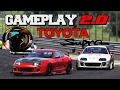 Asetto Corsa || Gameplay 2.0 || Toyota Supra