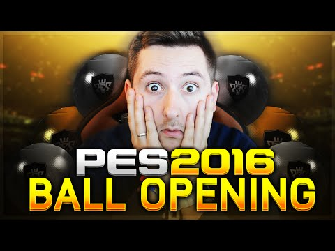 PES 2016 | Ball Opening [#1] - Legenda!