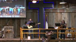 CCEC, September 13, 2020 Intern Brycen Kiker and Associate Pastor Gene Ruggles