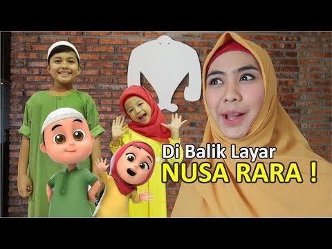 Melihat Pembuatan NUSA RARA ! Animasi Hebat INDONESIA !!