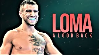 Vasiliy Lomachenko -  A LOOK BACK IN BOXING (2019)