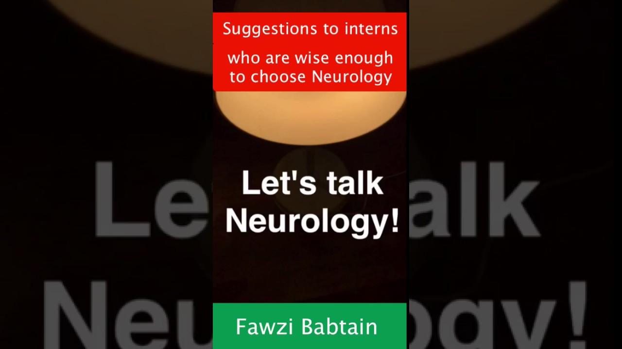 To become a Neurologist - YouTube