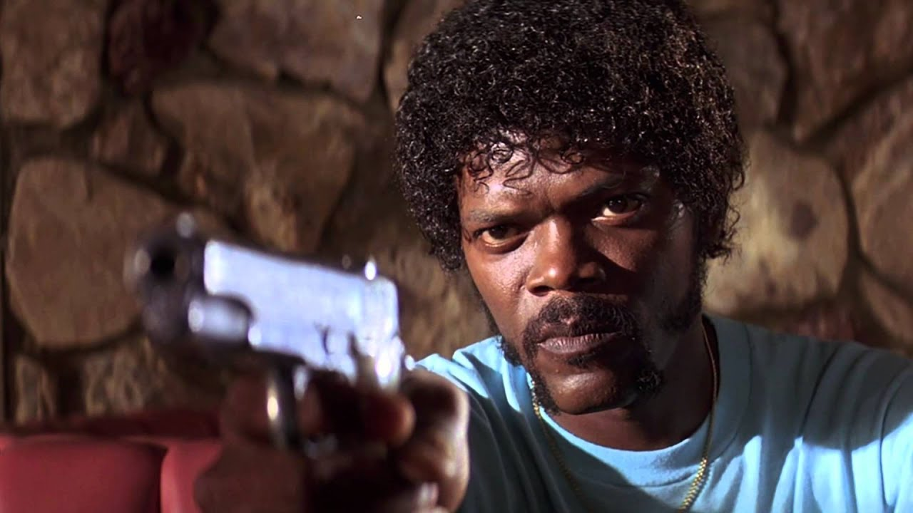 Pulp Fiction Quotes Wallpaper Samuel L Jackson Reveals How Many Movies He S Making