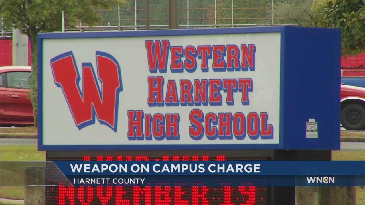 no weapon on campus Laws prohibiting weapons at schools for example if an armed police officer is scheduled to make a presentation on campus possessing a weapon at school is a.