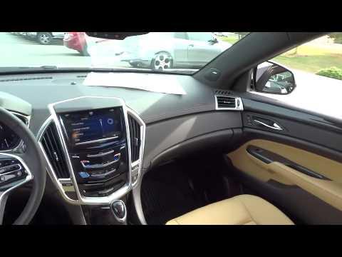 2014 Cadillac SRX Durham Chapel Hill Raleigh Cary Apex