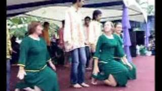 Darling Darling Bajau Dance