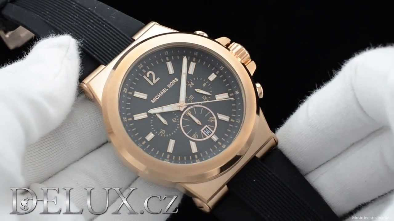 14d3cf156 Michael Kors | MK8184 - YouTube