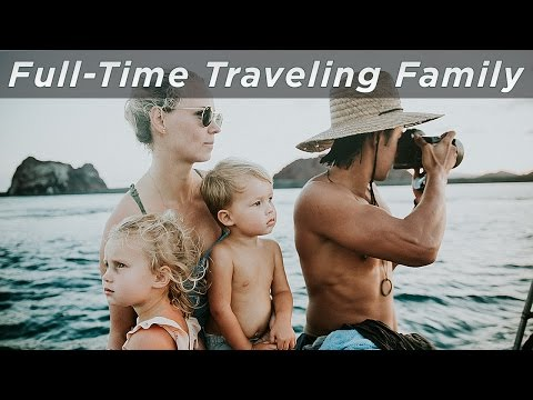 Full-Time Traveling Family – Introducing The Bucket List Family