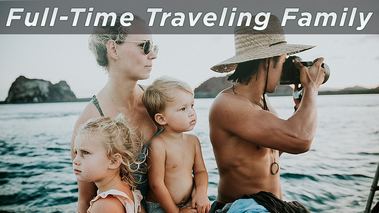 Full-Time Traveling Family - Introducing The Bucket List Family