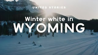 Discover Wyoming in Winter