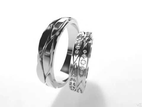 Эксклюзивные обручальные кольца на заказ Фото, цены на