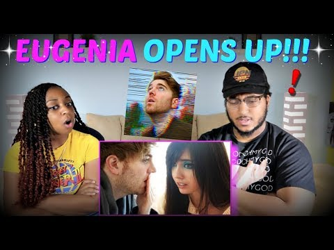 Shane Dawson 'The Return of Eugenia Cooney' Part 1 REACTION!!!