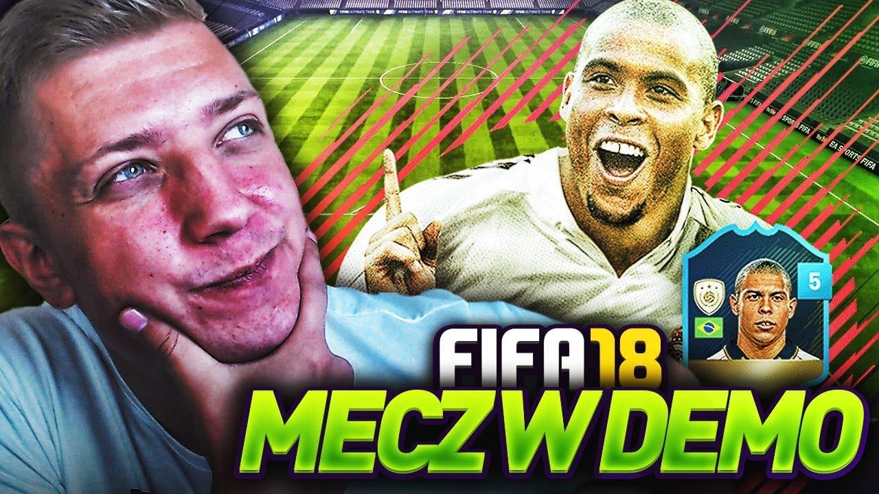 NOWY SKILL + VOLLEY = GOL?! FIFA 18!!