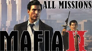 Mafia 2 - All Missions | Full game