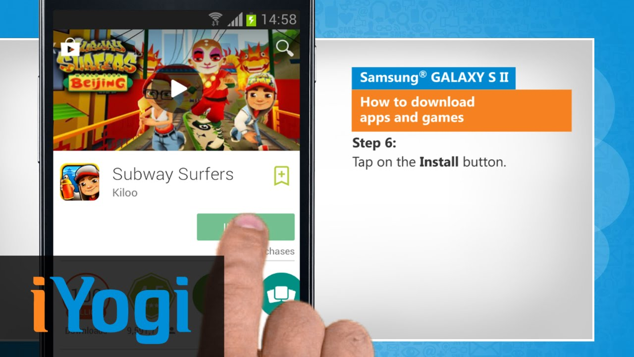 Samsung games apps download