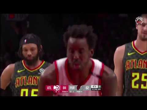 Portland Trail Blazers vs Atlanta Hawks - Full Game Highlights - January 29, 2019