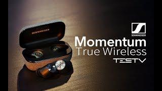 追求音质的分体式蓝牙耳机 森海塞尔Momentum True Wireless【值不值得买第302期】