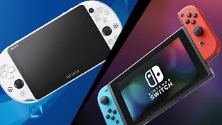 PlayStation Vita vs Nintendo Switch