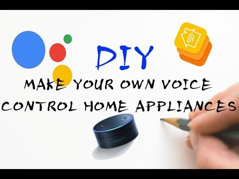 ESP8266-01 & GOOGLE ASSISTANT BASED 4CH RELAY CONTROLLING