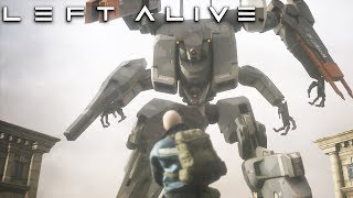 LEFT ALIVE All Boss Fights