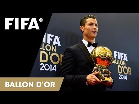 Cristiano Ronaldo on Winning the FIFA Ballon d'Or