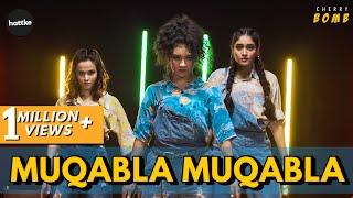 Cherry Bomb - Muqabala Muqabala |  Bollywood Dance Choreography | Hattke