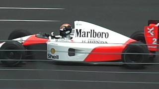 最強F1復活! McLaren HONDA MP4/6 マクラーレンホンダ Strongest F1 thumbnail