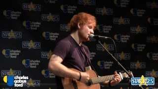 """Ed Sheeran """"The A Team"""""""