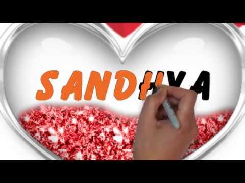 Sandhya | Happy Birthday Sandhya