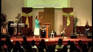 N TX Dorcas Camp 2009, Friday Devotional 3 of 9
