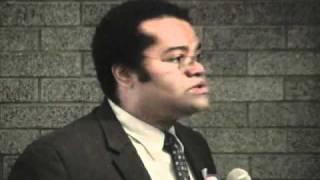 Elliott Dawes director of the CUNY Black Male Initiative
