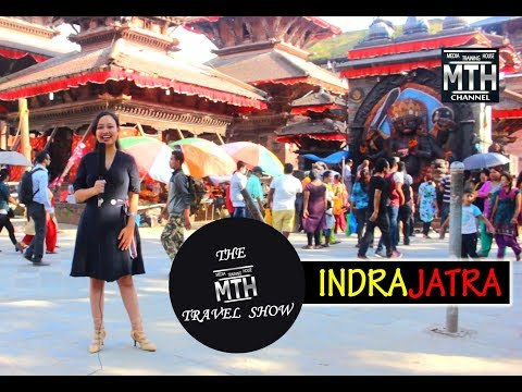The MTH Travel Show || Indrajatra Festival || VJ Anushka || Our Student