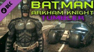 Batman Arkham Knight — [DLC] Tumbler Batmobile & Movie 2008 Skin