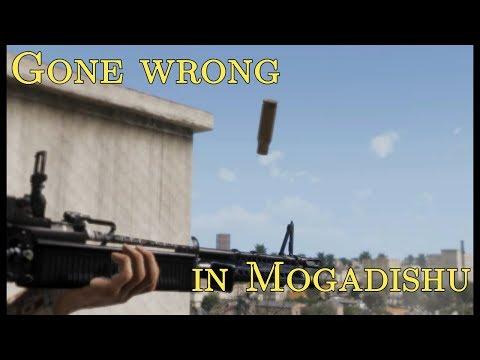 Gone wrong in Mogadishu