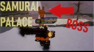 🌸SAMURAI PALACE Full Walkthrough!🌸*LEVEL 98*🗡️| Roblox Dungeon Quest