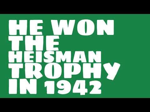 What grade was Georgia when he won the Heisman Trophy?