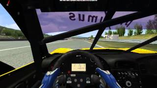 GTR 2 PC . No Driving Helps . Corvette C6R . Varano 2011 . G27 Wheel