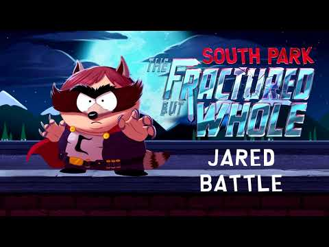 South Park: The Fractured But Whole OST (2017) - Jared Battle