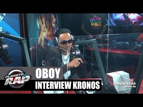 Youtube: Oboy – Interview Kronos: Messi, les Capri-Sun, Jorja Smith… #PlanèteRap