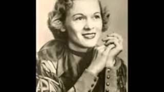 Early Jean Shepard - Nobody Else Can Love You Like I Do (1952).*
