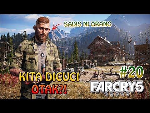 OTAK KITA DICUCI AMA JACOB SEED ?! #20 - Far Cry 5 Indonesia