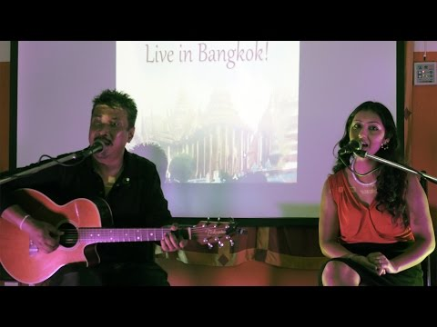 Nhyoo Bajracharya and Shweta Punjali Live in Bangkok