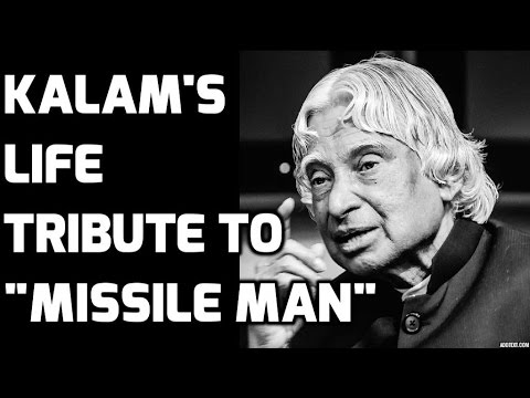 "kalam's-life-tribute-to-""missile-man"""