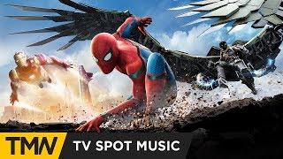Spider-Man: Homecoming - Shocker TV Spot Music   Colossal Trailer Music - Zeitgeist