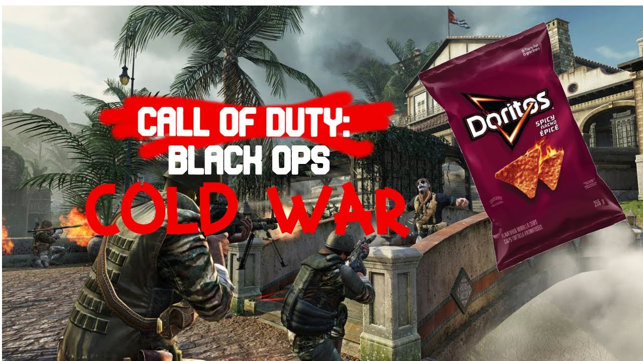 Doritos Leaks Cod 2020 Black Ops Cold War Youtube